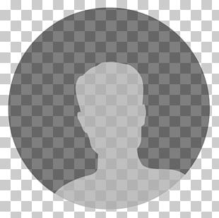Forehead Silhouette Face Monochrome PNG