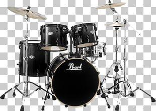 Pearl Drums Tom-tom Drum Floor Tom Bass Drum PNG