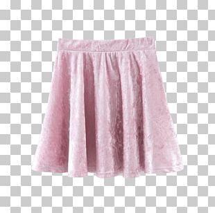 Skirt A-line Dress Woman Ruffle PNG