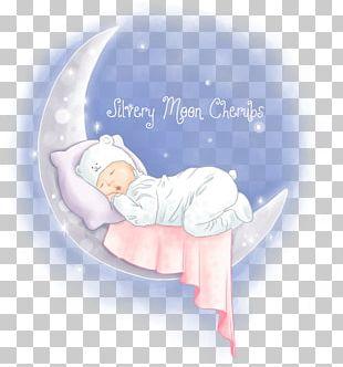 Angel Cherub Infant Baby Girl Reborn Doll PNG