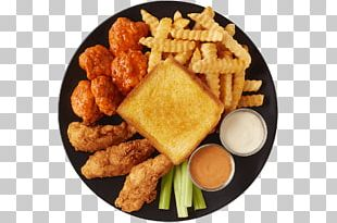 French Fries Full Breakfast Zaxby's Fried Chicken Buffalo Wing PNG