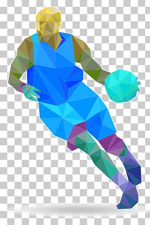 Basketball Player Sports Athlete Illustration PNG