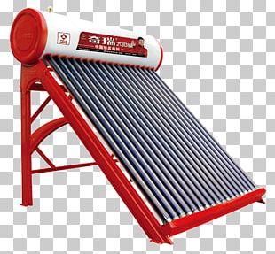 Solar Water Heating Solar Energy Solar Power PNG