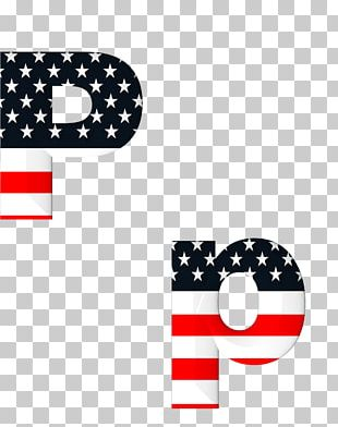 Flag Of The United States Alphabet Song Letter PNG