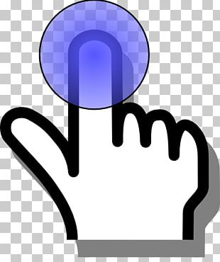 Index Finger Pointing Pointer PNG