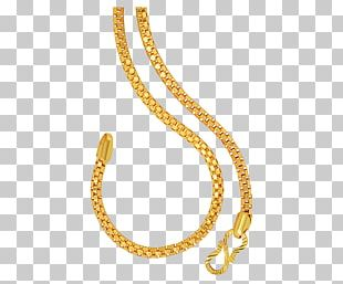 Jewellery Chain Necklace Gold Jewelry Design PNG