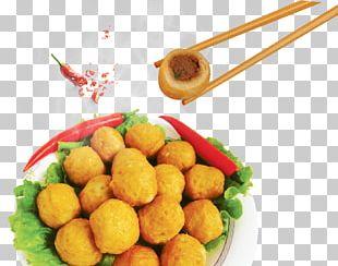 Fish Ball Chicken Nugget Chicken Balls Hot Pot Meatball PNG