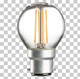 Incandescent Light Bulb LED Lamp Edison Screw PNG
