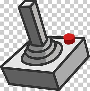 Joystick Game Controllers Video Game Atari 2600 PNG