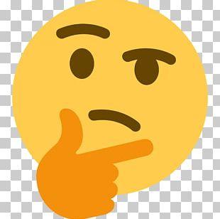 Emoji Thought GitHub PNG