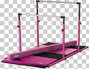 Parallel Bars Mat Balance Beam Gymnastics Uneven Bars PNG