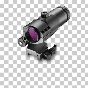 Telescopic Sight Red Dot Sight Optics Weapon Reflector Sight PNG