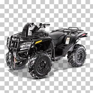All-terrain Vehicle Arctic Cat Honda Motor Company Tire Motorcycle PNG