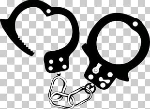 Handcuffs Prison PNG