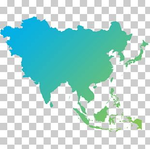 World Map East Asia Globe PNG