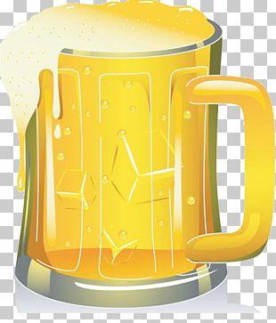 Beer Glassware Oktoberfest Mug Illustration PNG