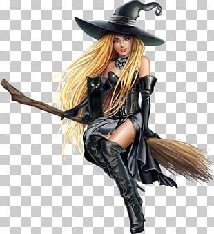 Boszorkány Broom Halloween Witchcraft PNG