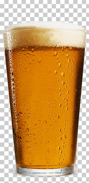 India Pale Ale Beer Pint Glass PNG