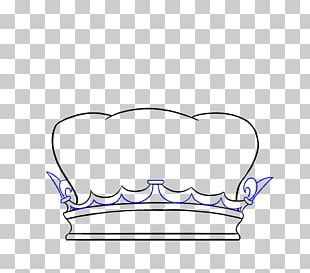 Drawing Crown Sketch PNG
