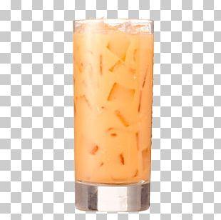 Iced Tea Thai Tea Massaman Curry Masala Chai PNG