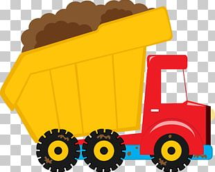 Pickup Truck Car Dump Truck PNG