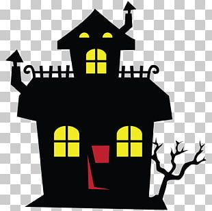 Haunted Attraction Halloween Free Content House PNG