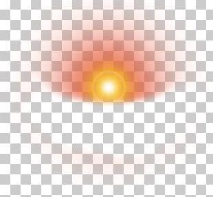 Light Circle Computer Pattern PNG