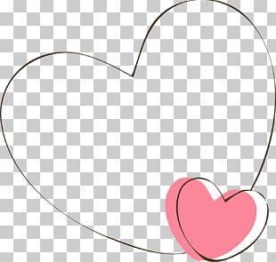 Frame Heart Hearts PNG