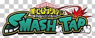 My Hero Academia: Smash Tap My Hero: One's Justice Game BANDAI NAMCO Entertainment PNG