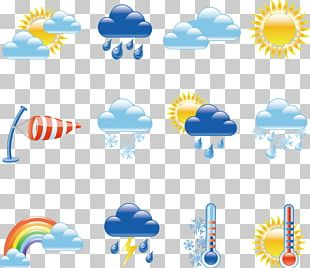Weather And Climate Icon PNG