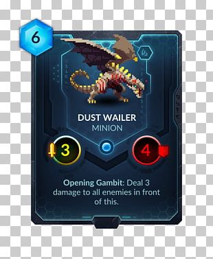 Duelyst Collectible Card Game Playing Card Video Game PNG