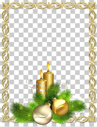 Frames Christmas Ornament Photography PNG