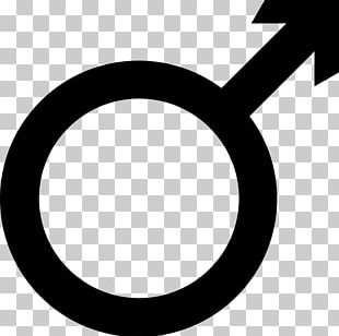 Gender Symbol Male PNG