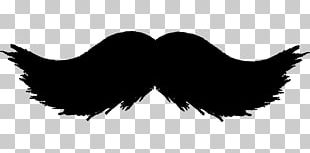 Handlebar Moustache Beard Goatee PNG