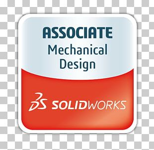 SolidWorks Mechanical Engineering 3D Computer Graphics Computer-aided Design Certification PNG