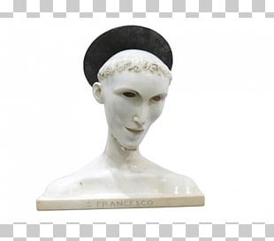 Headpiece Classical Sculpture PNG