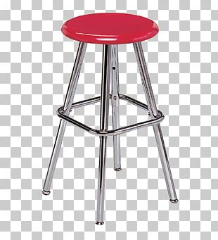 Bar Stool Table Chair Plastic PNG