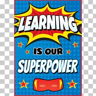 Learning Superpower School Classroom Teacher PNG