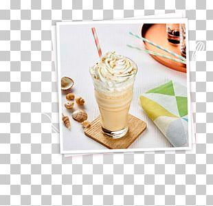 Ice Cream Frappé Coffee Milkshake Mont Blanc PNG