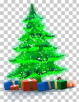 Christmas Gift Christmas Tree Christmas Day PNG