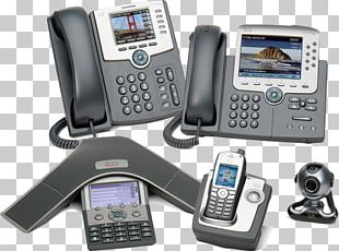 Telephone VoIP Phone Cisco Systems Voice Over IP Cisco Unified Communications Manager PNG