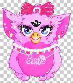 Beak Owl Pink M PNG