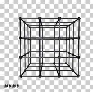 Cage Three-dimensional Space 3D Computer Graphics PNG