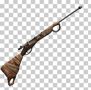 Rifle Rust Bolt Action Weapon PNG