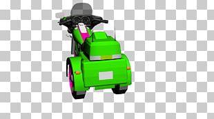 Motor Vehicle Green PNG