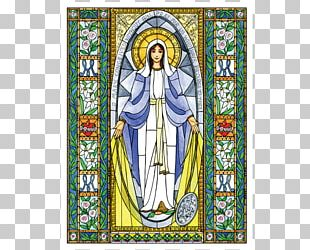 Stained Glass Religion Art Place Of Worship Material PNG