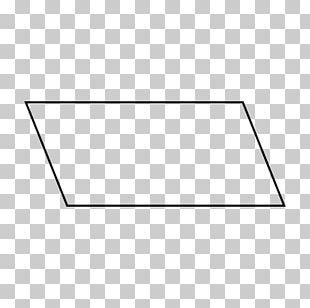 Parallelogram Geometry Geometric Shape PNG