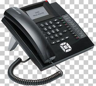 Auerswald COMfortel 1200 IP Analog Telephone Caller ID Black VoIP Phone Voice Over IP COMfortel 1400 IP PNG