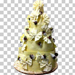 Wedding Cake Sugar Cake Torte Frosting & Icing Bakery PNG