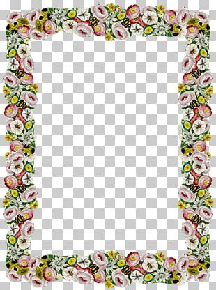 Borders And Frames Frames Vintage Clothing PNG